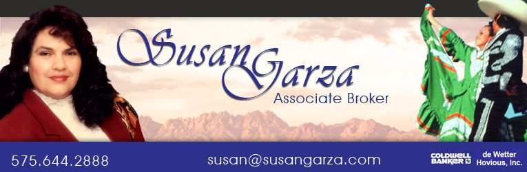 Susan Garza Homes in Las Cruces NM
