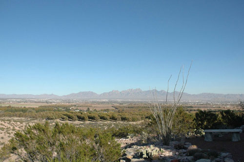 A Beautiful Afternoon in Las Cruces, New Mexico