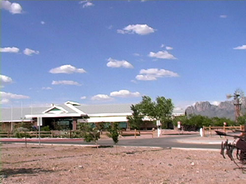 The Farm and Ranch Heritage Museum in Las Cruces, New Mexico