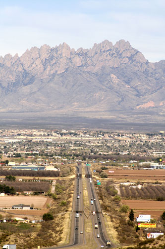 Organ Mountain, Las Cruces NM